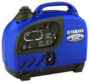 Inverter generators yamaha power for Yamaha generator ef1000is